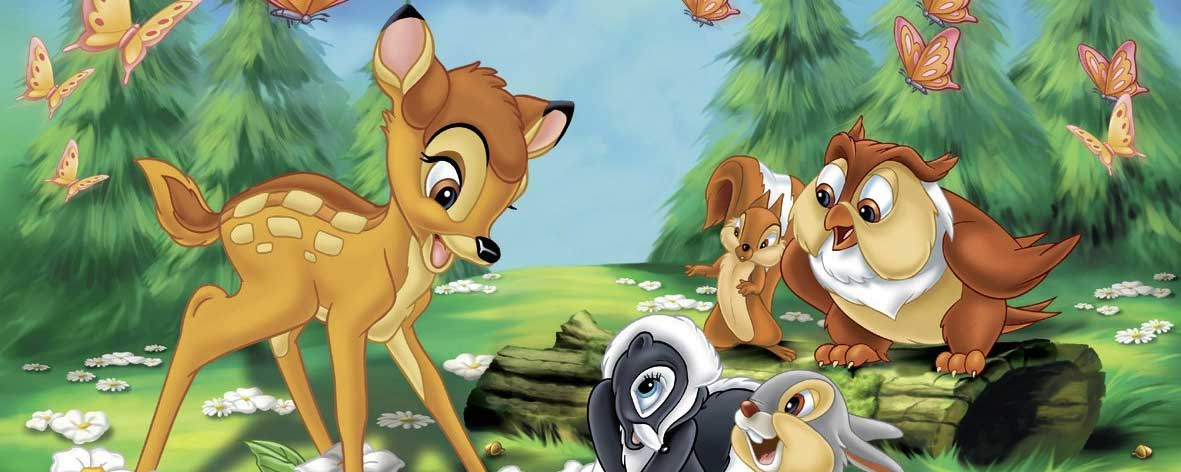 Movie Quotes from Bambi