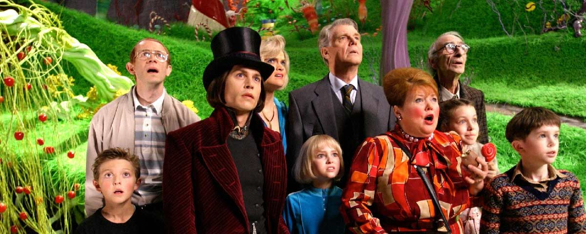 Quotes from Charlie and the Chocolate Factory (Book and movie)