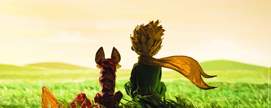 Quotes from The Little Prince