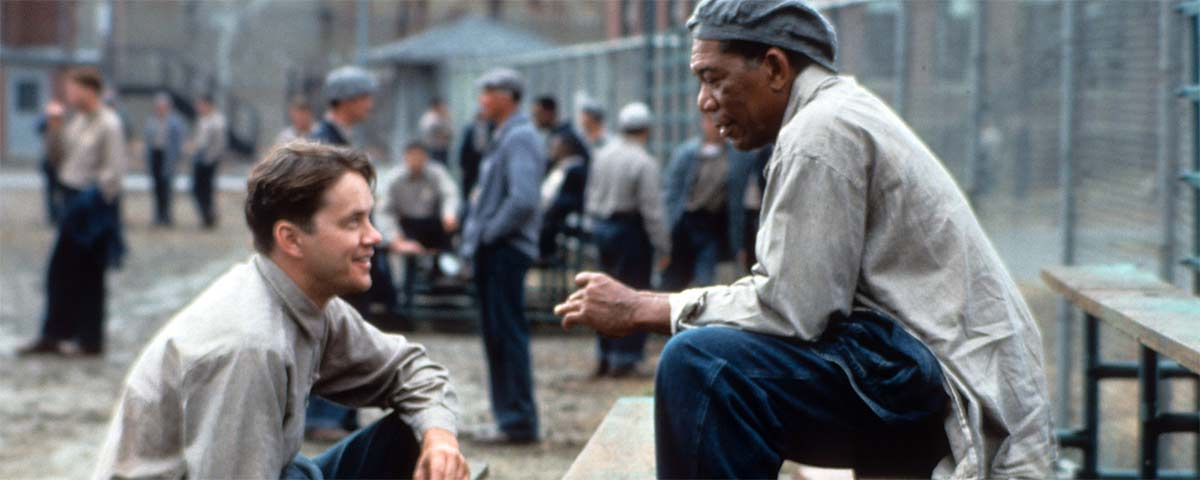 Movie Quotes from The Shawshank Redemption