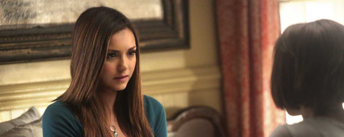 Quotes by Elena Gilbert