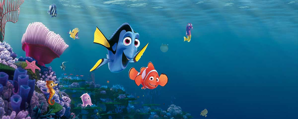 Movie Quotes from Finding Nemo