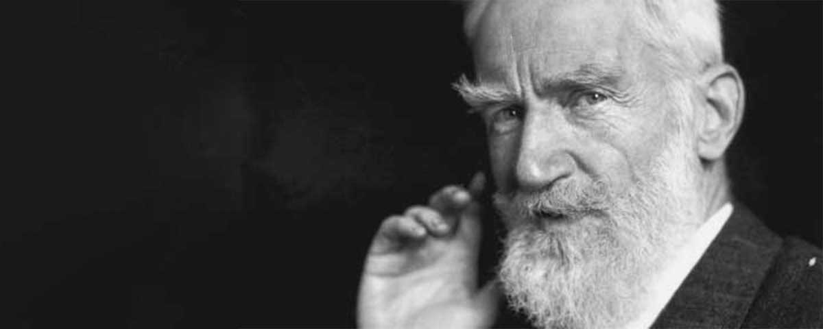 Quotes by George Bernard Shaw