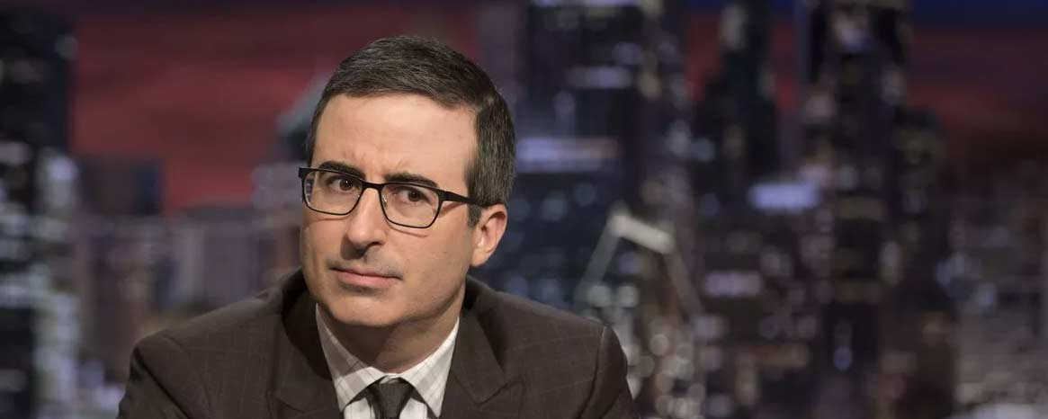 Quotes by John Oliver