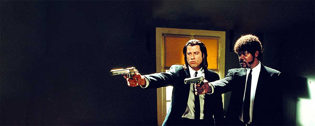 Movie Quotes from Pulp Fiction