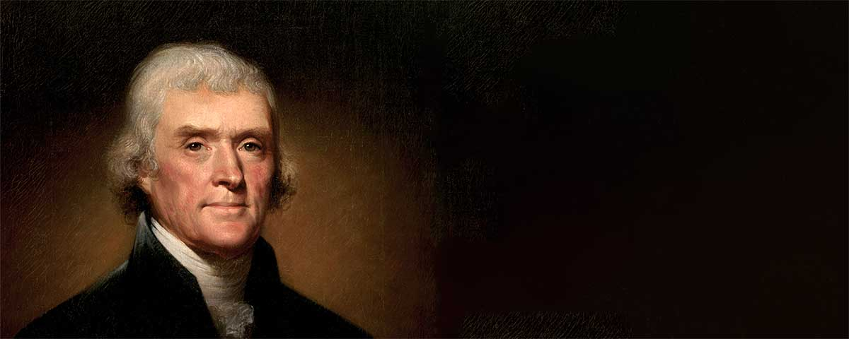 Quotes by Thomas Jefferson