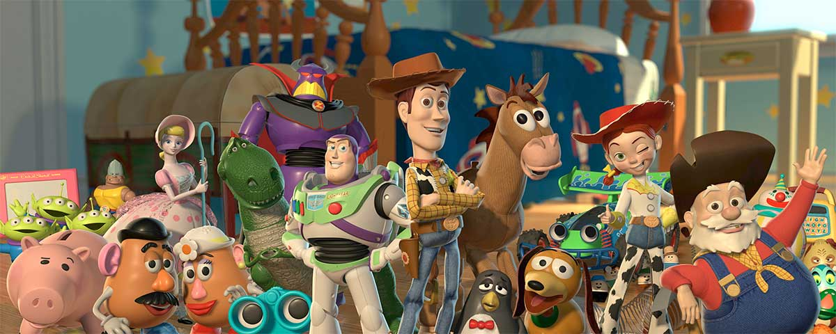 Movie Quotes from Toy Story